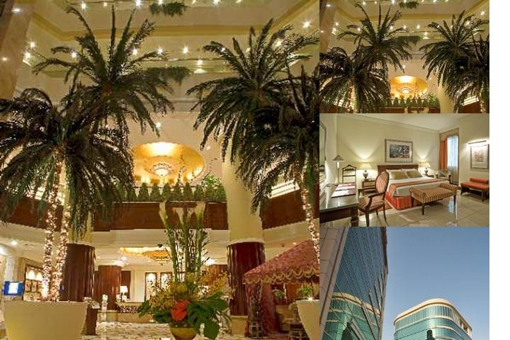 City Seasons Hotel Dubai photo collage