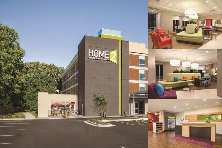 Home2 Suites Lexington University / Medical Center photo collage