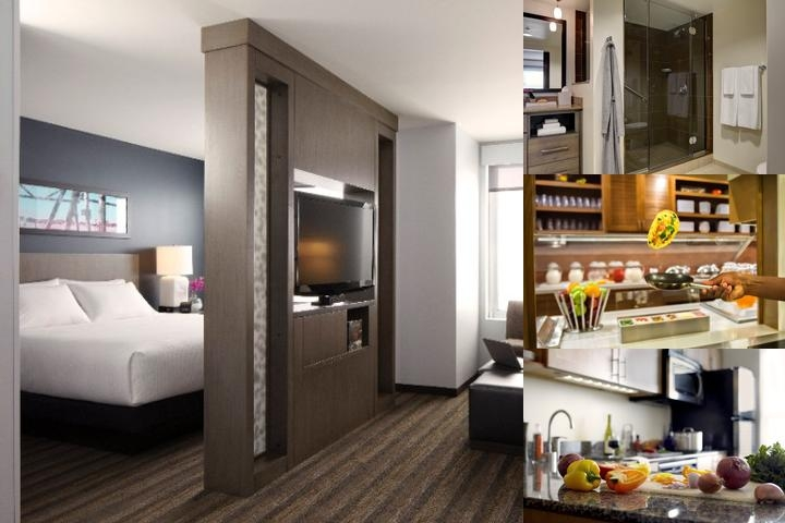 Hyatt House Seattle / Downtown photo collage