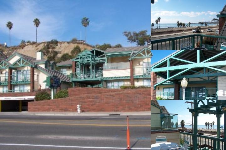 Best Western Dana Point Inn by The Sea photo collage