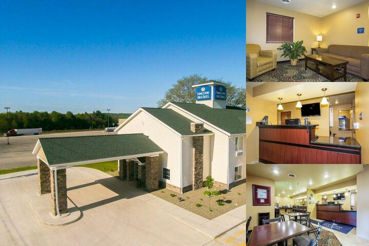 Cobblestone Inn & Suites - Corry photo collage