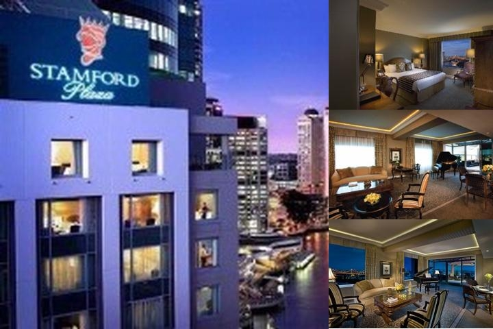 Stamford Plaza Brisbane photo collage