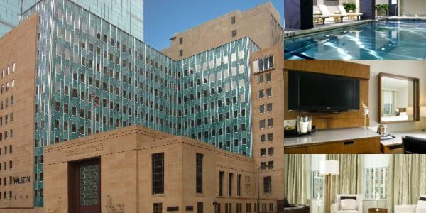 The Westin Minneapolis photo collage