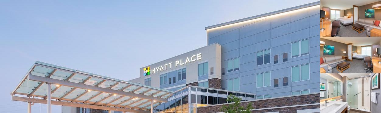 Hyatt Place Canton photo collage