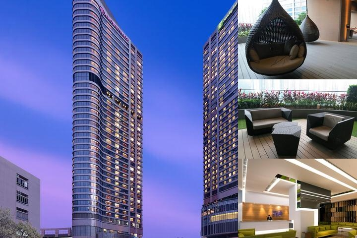 Holiday Inn Express Kowloon East photo collage