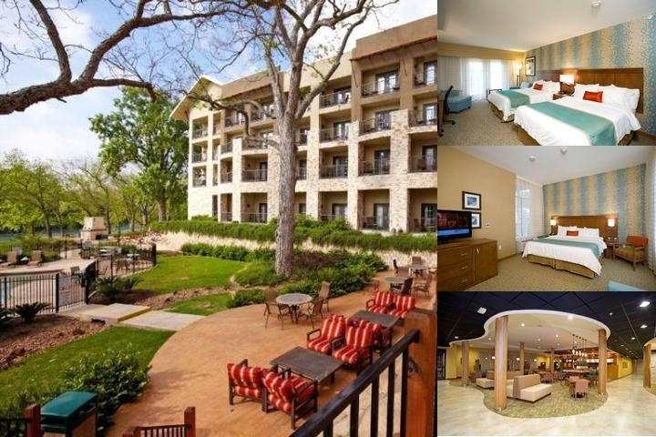 Courtyard by Marriott New Braunfels River Village photo collage