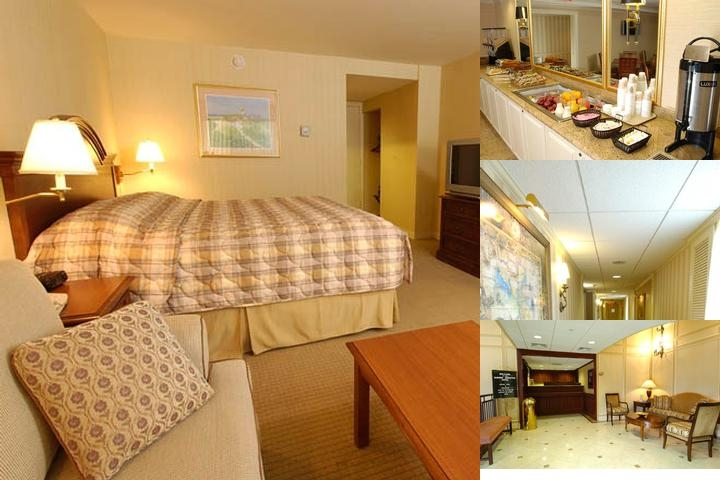 Rockville Centre Inn photo collage