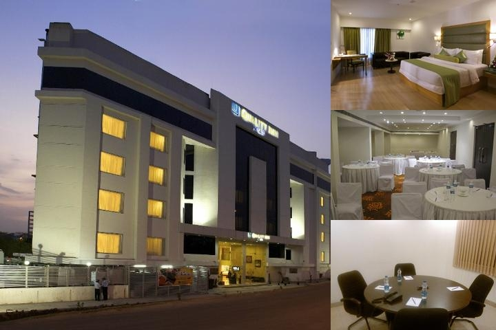 Peerless Inn Hyderabad photo collage