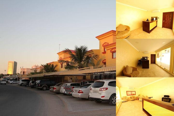 Al Maha Residence Rak photo collage