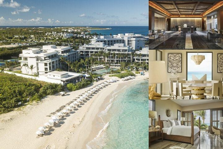 Viceroy Anguilla photo collage