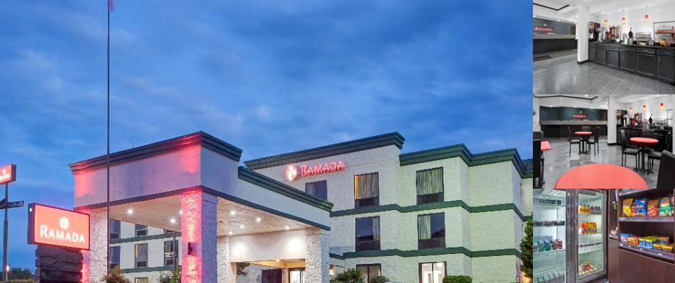 Ramada Inn Pear / Jackson Ms photo collage