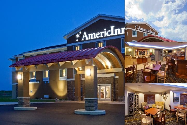 Americinn Hartford photo collage