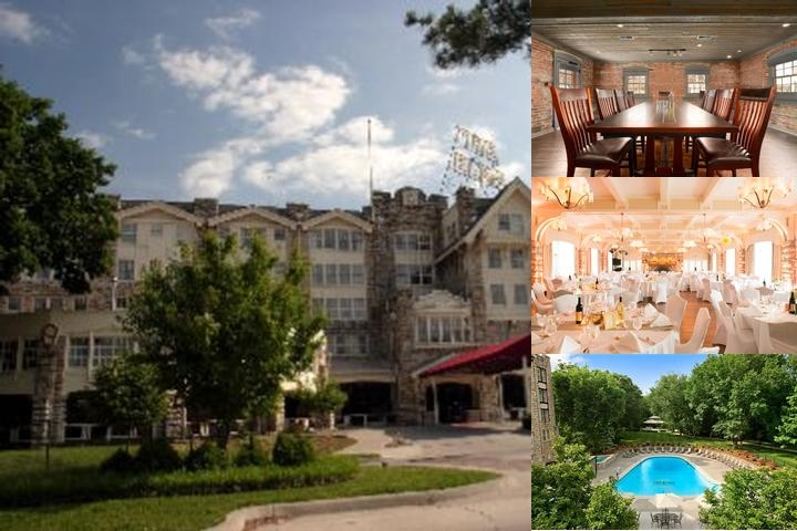 The Elms Hotel & Spa photo collage