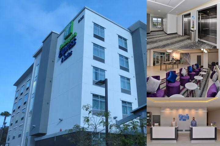 Holiday Inn Express & Suites San Diego Mission V photo collage