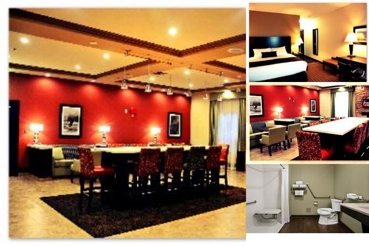 Best Western Pacific Inn photo collage