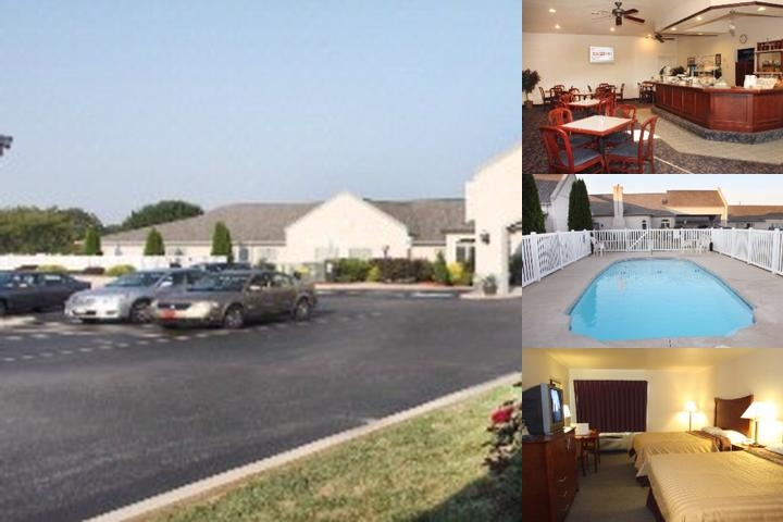 Best Western Chambersburg photo collage