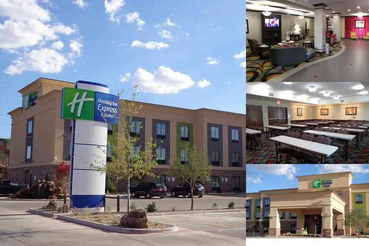 Holiday Inn Express & Suites Lubbock South photo collage