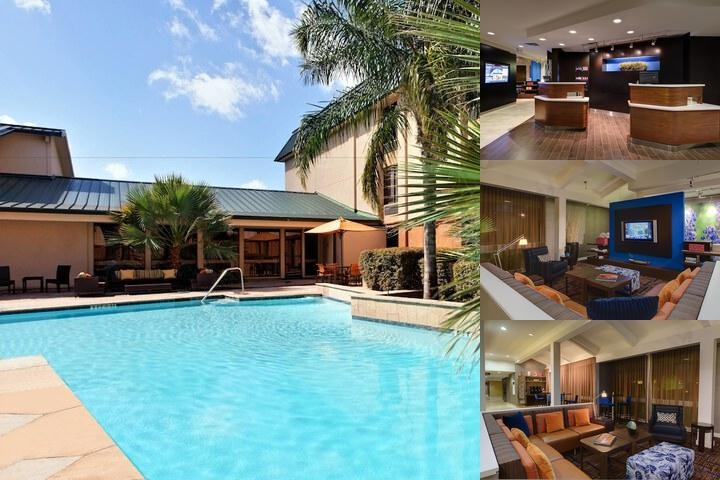 Courtyard by Marriott Houston Brookhollow photo collage
