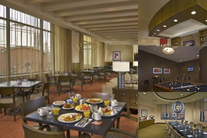 Hilton Garden Inn Baltimore Inner Harbor photo collage