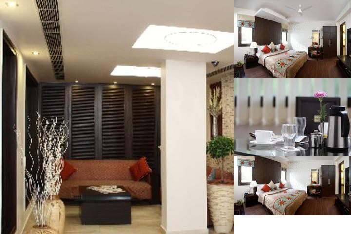 Stallen Suites & Apartments Nehru Place photo collage
