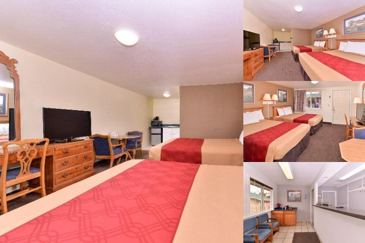 Corvallis Budget Inn photo collage