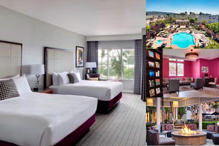Hilton San Diego Del Mar photo collage