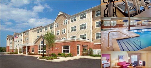 Residence inn neptune nj 230 junping brook rd 07753 for Hotels 07753