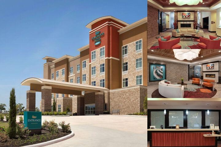Homewood Suites by Hilton The Woodlands / Springwo photo collage