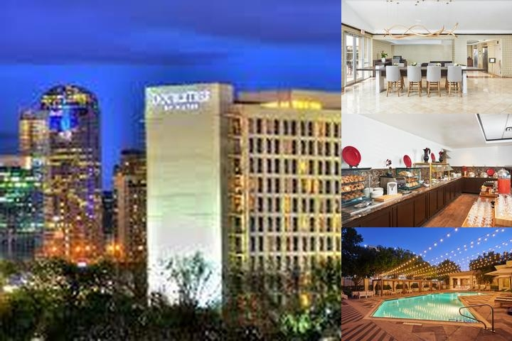 Doubletree by Hilton Dallas Market Center photo collage