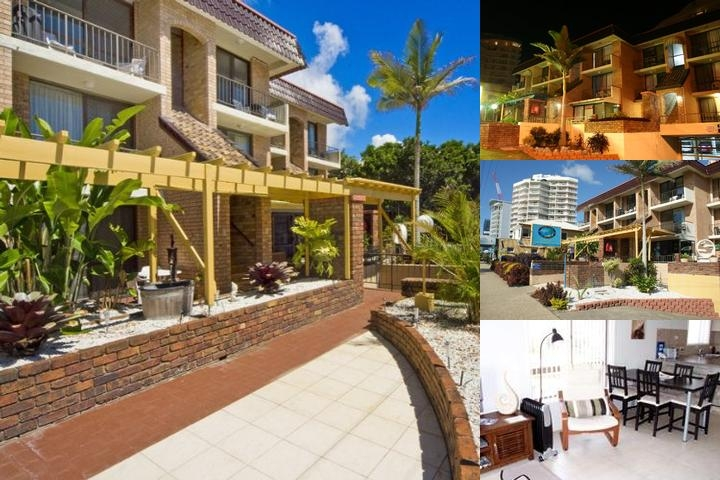 Kirra Vista Holiday Units photo collage