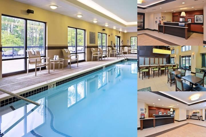 Hampton Inn & Suites Mt. Vernon / Belvoir / Alexan photo collage