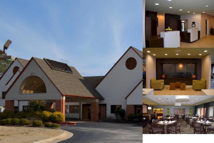 Wyndham Garden Huntsville Airport photo collage