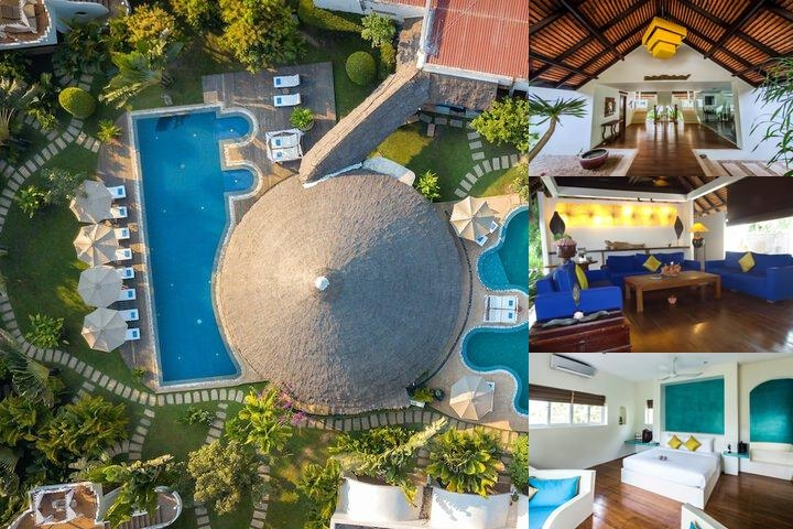 Navutu Dreams Resort & Wellness Retreat photo collage