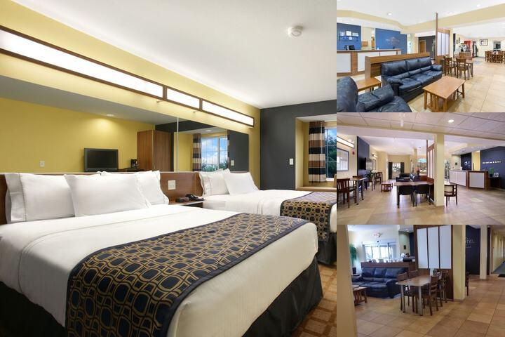 Microtel Inn & Suites by Wyndham Kearney photo collage