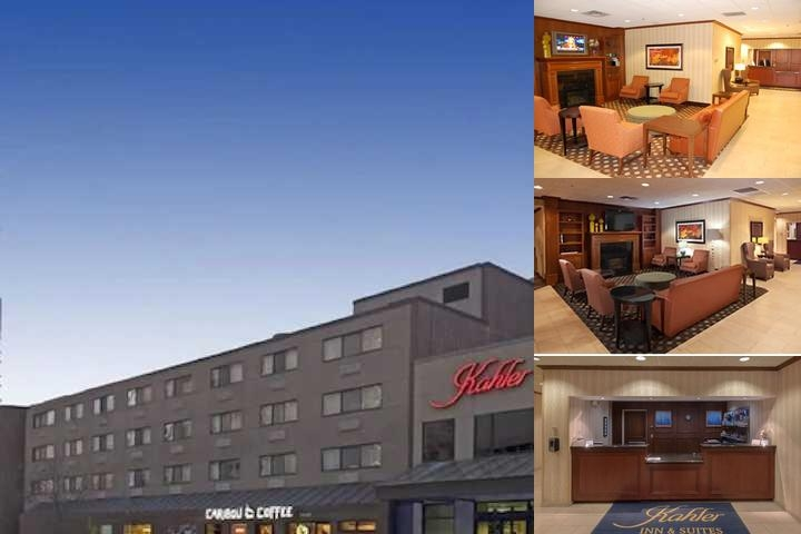 Kahler Inn & Suites Mayo Clinic Area photo collage