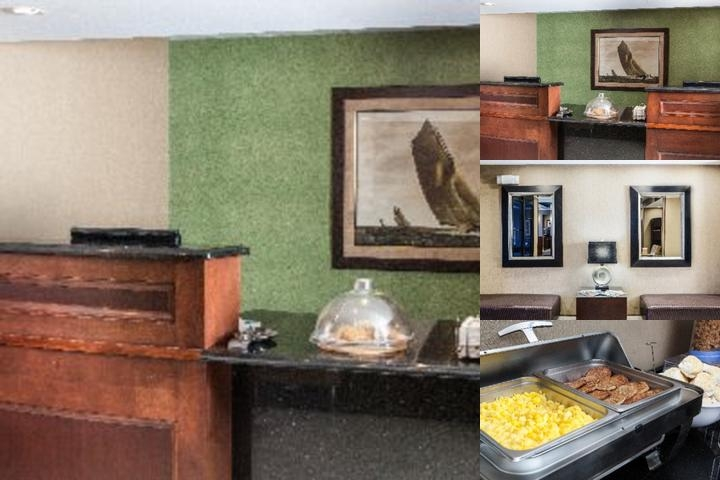Best Western Plus Portsmouth Chesapeake Hotel photo collage