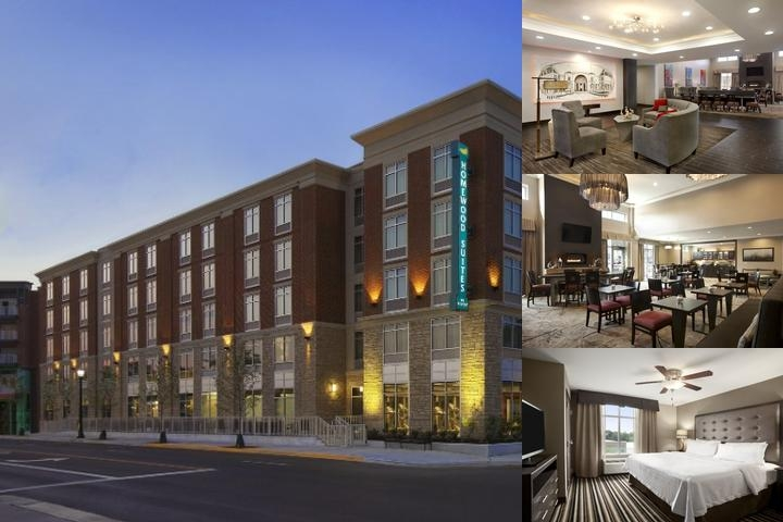 Homewood Suites Columbus Osu photo collage