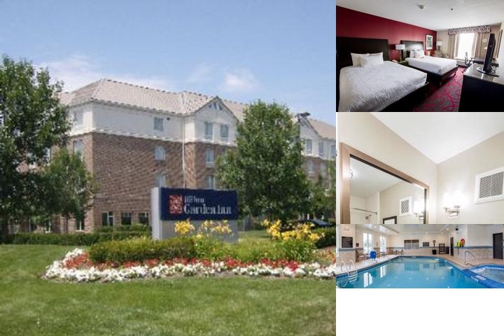 Hilton Garden Inn Columbus Dublin photo collage