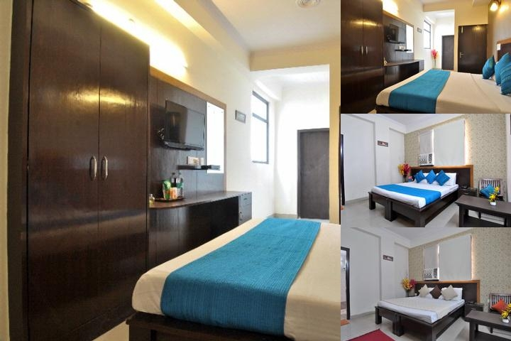 Zo Rooms Noida Sector 62 photo collage