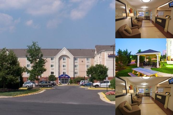 Candlewood Suites Dulles Corridor Herndon photo collage