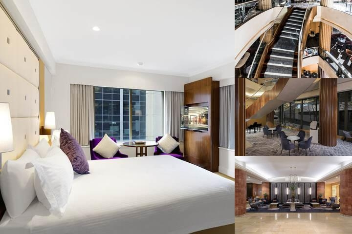 Amora Hotel Jamison Sydney photo collage