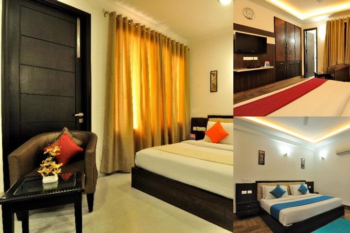 Zo Room Janak Puri photo collage