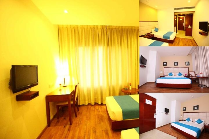 Zo Room Marathalli photo collage