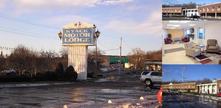 Nyack Motor Lodge photo collage