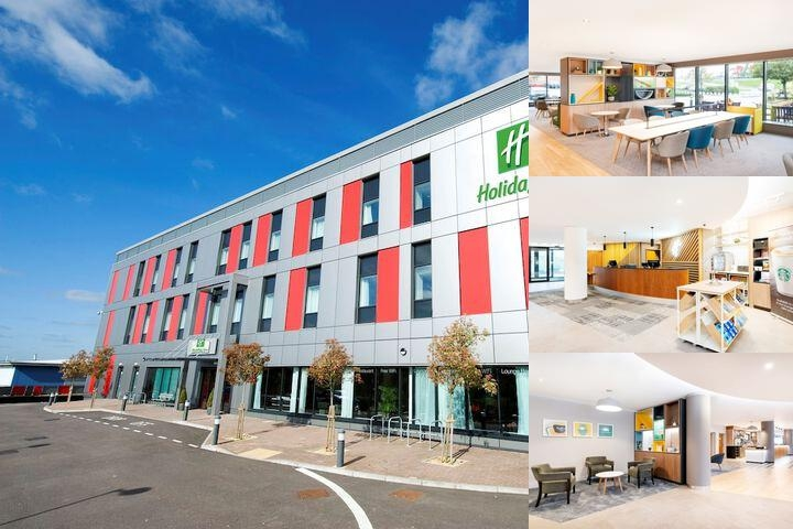 Ramada Encore Luton Airport photo collage