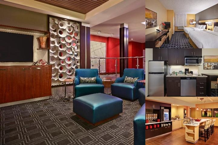 Towneplace Suites by Marriott London photo collage