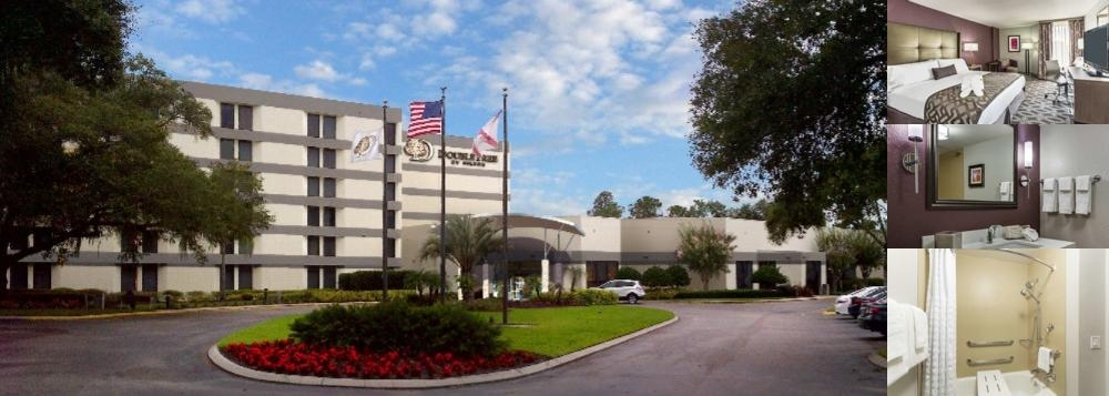Doubletree by Hilton Orlando East Ucf Area photo collage