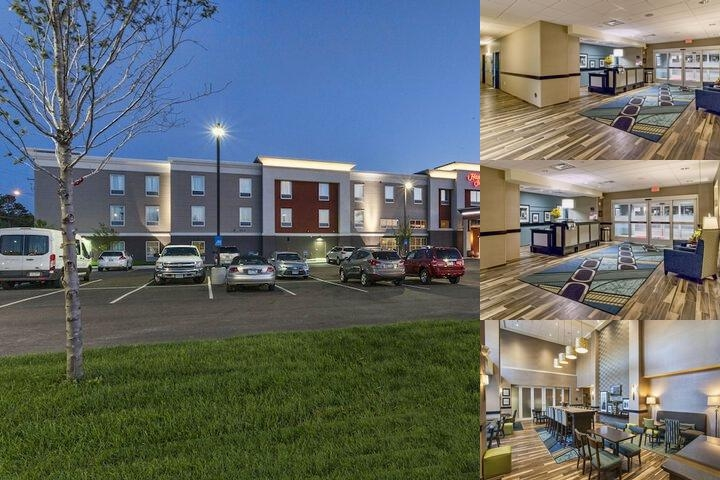 Hampton Inn Hibbing photo collage
