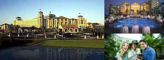 Gaylord Palms Resort & Convention Center photo collage