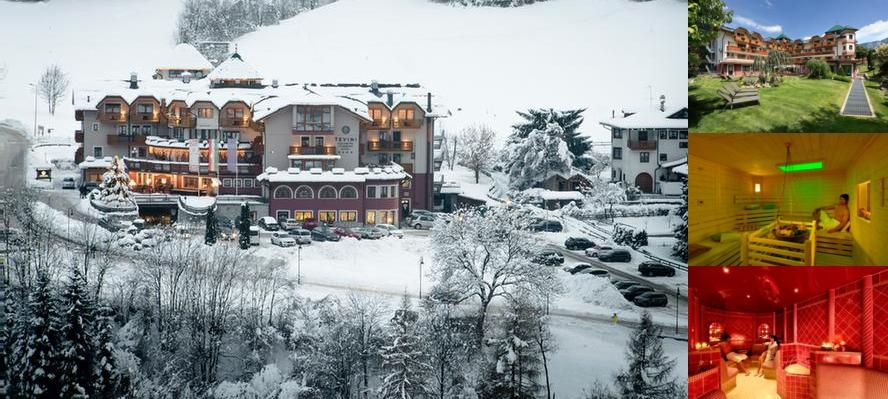 Tevini Dolomites Charming Hotel photo collage